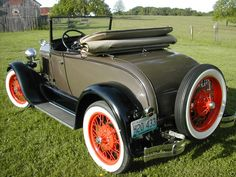 1929 Model A Ford Roadster