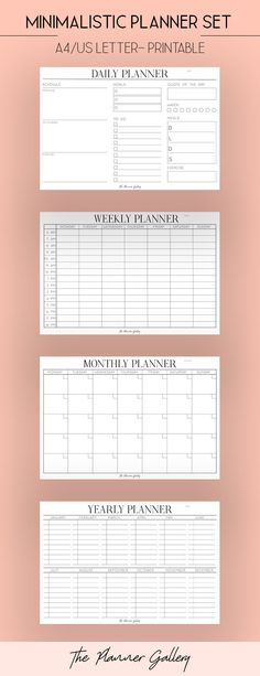 13 Best Monthly planner printable images in 2016 | Monthly