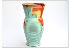 Traumvase in Salbei von www.flohmideluxe.ch Vase, Home Decor, Sage, Decoration Home, Room Decor, Vases, Home Interior Design, Home Decoration, Interior Design