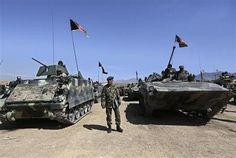 India turns to Russia to help supply arms to Afghan forces