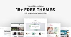 Free minimalist WordPress themes may not fit all kinds of websites, they can make most personal blogs, portfolios, and other related websites stand-out. Minimalist Wordpress Themes, Best Free Wordpress Themes, Wordpress Free, Best Free Wordpress Templates, Wordpress Blog Themes, Wordpress Admin, Blog Templates Free, Blogger Templates, Fashion Templates