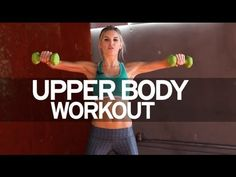 Upper Body Workout  Want to learn how to tone that upper body? You're in luck—today on XHIT, fitness trainer Rebecca-Louise takes you through a routine designed to burn fat and build muscle in your chest, back and arms. Follow along and let us know what you thought of this workout!    Subscribe: www.youtube.com/...    Check out...