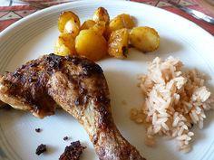 Portugiesisches Hähnchen aus dem Ofen, ein sehr schönes Rezept aus der Kategorie Geflügel. Bewertungen: 122. Durchschnitt: Ø 4,4.