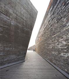 Galería de La obra de Wang Shu en Fotografías por Clemente Guillaume - 40