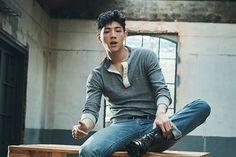 Ji Soo explains why his ideal type was the same his mother Korean Star, Korean Men, Asian Actors, Korean Actors, Korean Dramas, Ji Soo Wallpaper, Attractive Male Actors, Ji Soo Actor, Weightlifting Fairy Kim Bok Joo