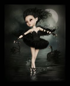Poser, Posertubes, Tubes, Kits, Scrapkits, Elements, Papers, Backgrounds, Charactersets Dark Gothic Art, Gothic Fantasy Art, Gothic Fairy, Beautiful Fantasy Art, Beautiful Fairies, Rockabilly Artwork, Cartoon Girl Images, Gothic Wallpaper, Creepy Kids