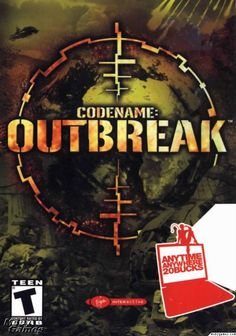 Codename: Outbreak (also known as Venom: Codename: Outbreak) is a first-person shooter video game developed by Ukrainian GSC Game World and published by Virgin Interactive. It is set during the early 21st century. Prior to the start of the game, a meteor shower arrives containing a parasitic alien life form that takes control of their hosts. The invasion is fast spreading. The game involves fighting off this alien invasion over 14 different levels.