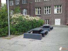 Picknickset Standaard Antraciet Combi24 bij Förderkreis Marktschule Ickern in Castrop-Rauxel