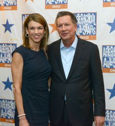 The Governor always joins me at the annual After School All Stars Evening of Stars. John Kasich, After School, All Star, Breast, Suit Jacket, Suits, News, Jackets, Fashion