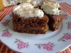 Tönkölylisztből  süti Diabetic Recipes, Diet Recipes, Healthy Recipes, Healthy Food, Cheesecake, Pie, Provence, Foods, Mascarpone