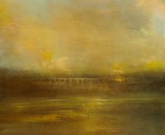 The Raritan painted by my favorite artiste, Maurice Sapiro the ultimate genius in whatever he takes on.......