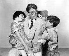 """""""I wanted you to see what real courage is, instead of getting the idea that courage is a man with a gun in his hand. It's when you know you're licked before you begin but you begin anyway and you see it through no matter what. You rarely win, but sometimes you do."""" Atticus, """"To Kill a Mockingbird"""" by Harper Lee"""