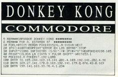 Colección de Cargadores de Juegos para el Commodore 64 – Parte II