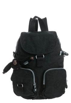 Kipling FIREFLY Plecak black 309.00zł #moda #fashion #women #kobieta #plecak #damski #kipling #firefly #black #czarny