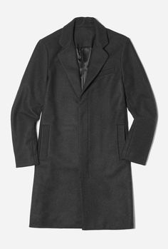 The Wool Overcoat from Everlane
