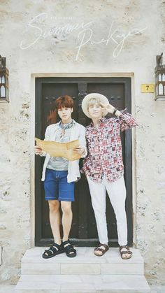 BTS Summer Package Wallpaper