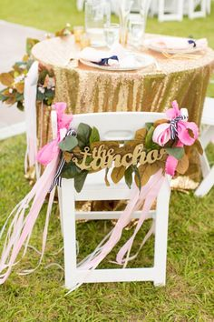 """The Anchor"" Chair Sign (paired with ""The Sail"" as other half 