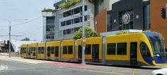 GLink Tram. RSL Southport Gold Coast Qld  Australian