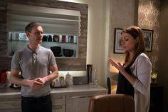 Coronation Street: Nick hurts Carla after losing his temper