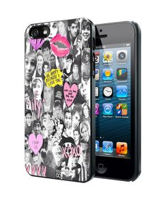 One Direction and 5sos Samsung Galaxy S3/ S4 case, iPhone 4/4S / 5/ 5s/ 5c case, iPod Touch 4 / 5 case