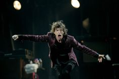 Fans have been speculating for weeks but now it is confirmed. The Rolling Stones will perform at the Pinkpop Festival in the Limburg country-side, on Saturday, June 7th, 2014. In past the band has performed several times in Amsterdam. Here Mike Jagger during the  last concert in Amsterdam in 2006. ©ANP. #therollingstones #amsterdam