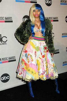 From trashy to classy, see Nicki Minaj's style evolution | Gallery | Wonderwall