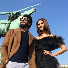 I was made to feel that I am no less - Vaani on working with Ranveer in Befikre
