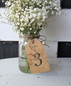Vintage table centrepiece jar!!
