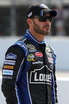 Jimmie Johnson Photo - New Hampshire Motor Speedway - Day 1