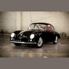 1954 Porsche 356 Reuetter Coupe  Chassis no. 52410 Engine no. 33413
