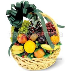 Banana King fruit basket delivery suppliers have Fruit Baskets in stock, so order fresh fruit baskets online today for next day delivery. Gourmet Gift Baskets, Gourmet Gifts, Food Baskets, Mixed Fruit, Fresh Fruit, Fruit Basket Delivery, Fruit List, Little Presents, Fruit Decorations