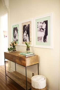 Make Your Own Patterned Photo Mats (via Bloglovin.com )