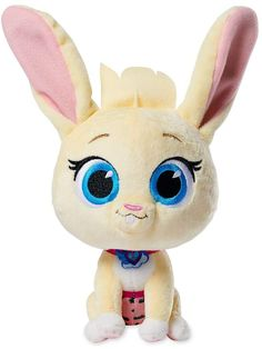 Disney Blondie The Bunny Plush – T. – Small – Genuine, Original, Authentic Disney Store Detailed plush sculpting and embroidered features Print fabric diaper with satin trims Felt fur Pom Pom tail & Games Cute Disney, Disney Mickey, Mickey Mouse, Baby Doll Nursery, Lego Marvel's Avengers, Minnie Bow, Dog Pajamas, Disney Sketches, Bunny Plush