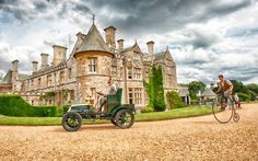 Visit Beaulieu and discover 250 stunning vehicles on display from every motoring era. http://www.dayvisits.co.uk/attractions/beaulieu