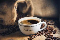 Dark Food - coffee and coffee beans