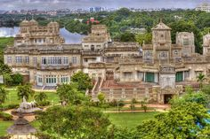 Photos of Chettinad Palace, South Beach Avenue, Raja Annamalai Puram, Chennai, Tamil Nadu, India 1/1 by Gunjan Upreti