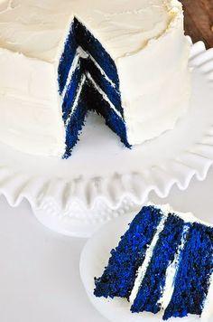 best+food+in+the+world:+Blue+Velvet+Cake