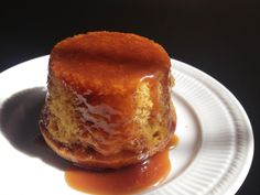 Sticky Pumpkin Cake with Hard Cider Caramel | Serious Eats : Recipes