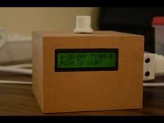 Arduino Controlled Versatile Timer/controller: 9 Steps (with Pictures)