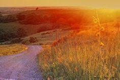 Flint Hills of Kansas...