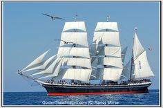 Tall Ship Star of India Picture Click for more Star of India Pictures ID# SST-017