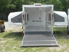 One day if we get some toys to take camping. How to convert your Cargo trailer ! - Page 2 - TeamFlyingCircus - Giant RC Plane Forum Cargo Trailer Camper Conversion, Cargo Trailers, Camper Trailers, Utility Trailer Camper, Converted Cargo Trailer, Equipment Trailers, Flatbed Trailer, Custom Trailers, Mini Camper