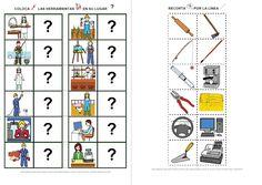 Preschool Activity Books, Preschool Learning, Book Activities, Community Helpers Worksheets, Community Helpers Preschool, Community Workers, English Activities, Paper Gift Box, Tracing Worksheets