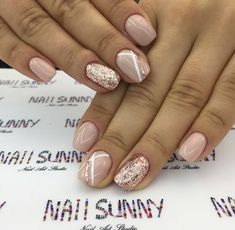 Uploaded by AVE Victoria Find images and videos about nail art on We Heart It the app to get lost in what you love - nails Classy Nails, Stylish Nails, Trendy Nails, Cute Acrylic Nails, Acrylic Nail Designs, Cute Nails, Les Nails, Nagellack Design, Pretty Nail Art