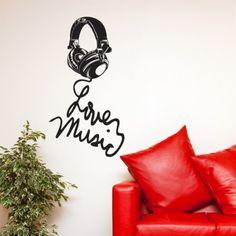 Sticker Love music