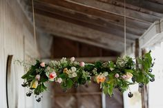 Get expert wedding planning advice and find the best ideas for wedding decorations, wedding flowers, wedding cakes, wedding songs, and more. Floral Wedding, Rustic Wedding, Wedding Flowers, Aisle Flowers, Tipi Wedding, Flowers Garden, Wedding Engagement, Hanging Flowers, Hanging Garland