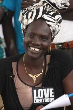 The women of South Sudan can accomplish powerful things