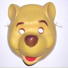 Masque Winnie l'ourson - Collecjouets