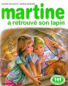 [link] martine a retrouvé son lapin