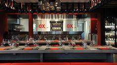 ox by raumforum Restaurant Design, Ox, Taurus